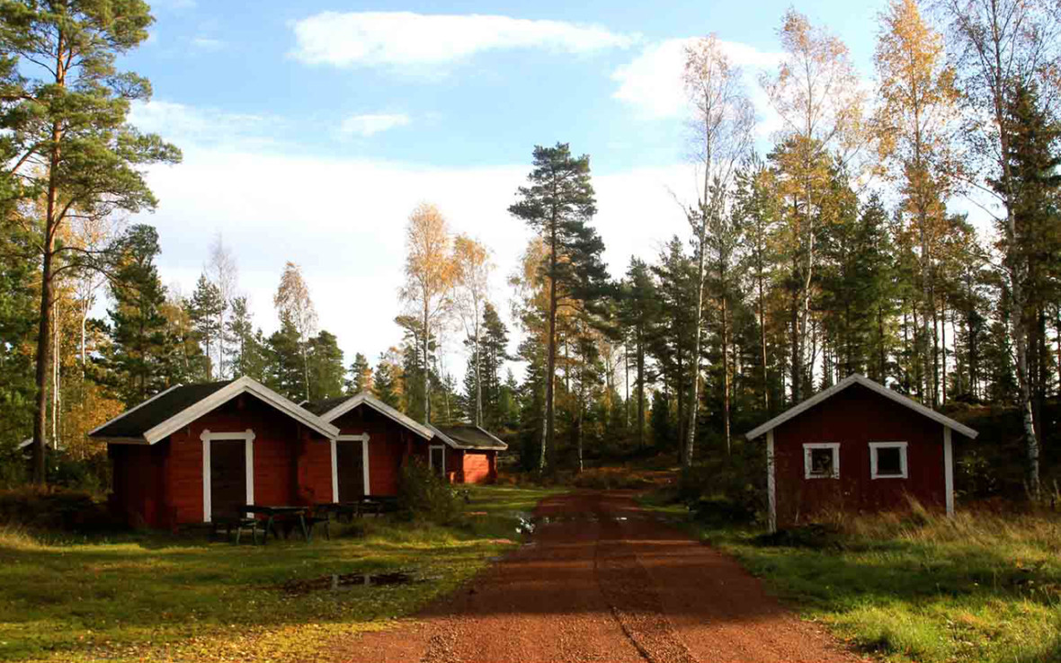 CAMPING COTTAGES